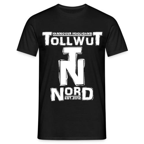 hannover schwarz - Männer T-Shirt