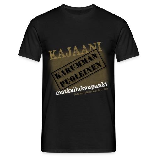 Kajaani matkailukaupunki - Miesten t-paita