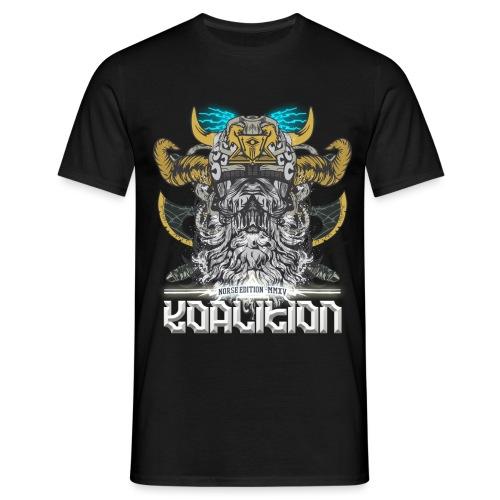 Koalition-2015 - Men's T-Shirt