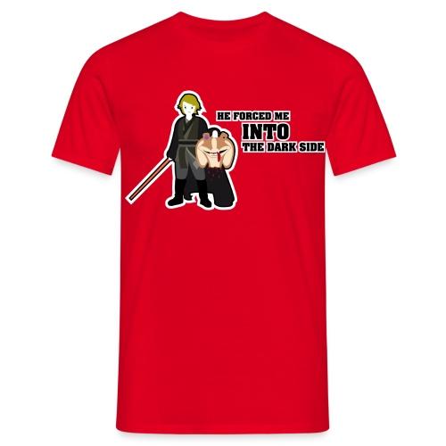 jar jar anakin - Camiseta hombre