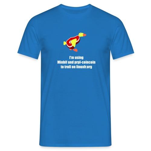 minbif tshirt coincoin - T-shirt Homme