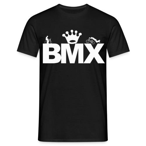bmx shirt 2 - Koszulka męska