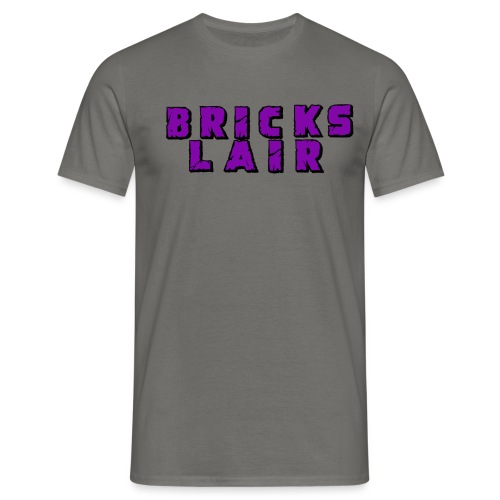 BrickslairLogoMerch - Men's T-Shirt