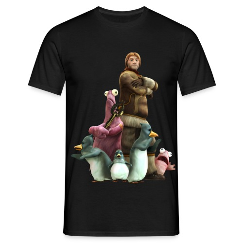 the boys are back in town - Männer T-Shirt