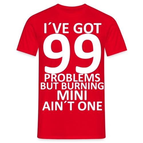 minitransparantcopy gif - T-shirt herr