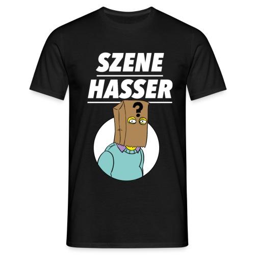 hasser png - Männer T-Shirt