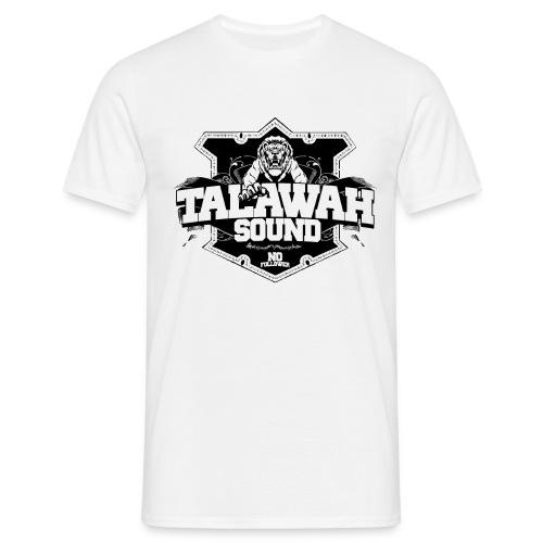 talawah logo gross - Männer T-Shirt
