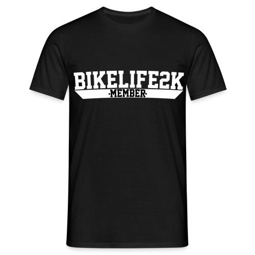 BikeLife2k Hoodie Member - Männer T-Shirt