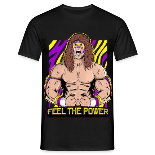 UW Feel The Power - Men's T-Shirt