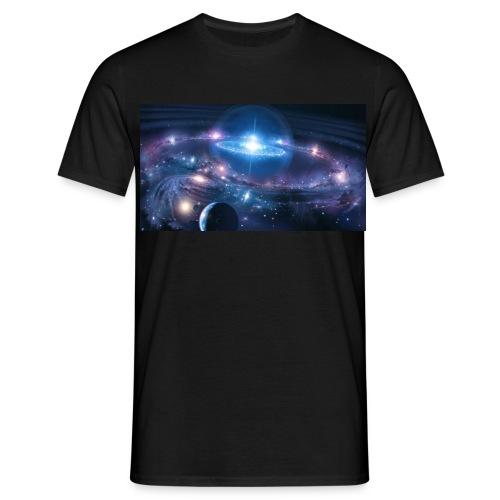 Die Tiefen des Weltalls - Männer T-Shirt