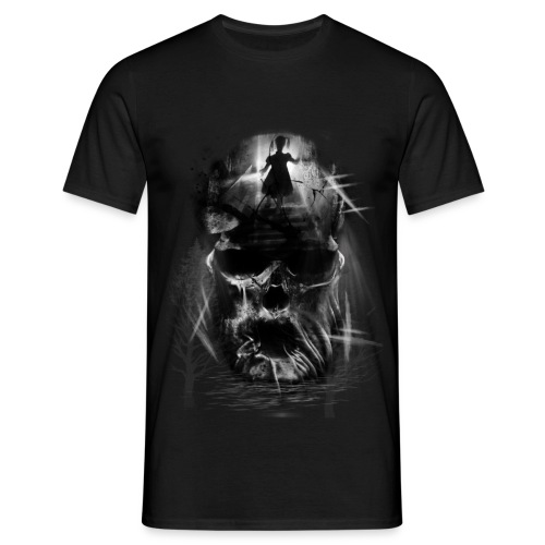 Out of the light - Men's T-Shirt