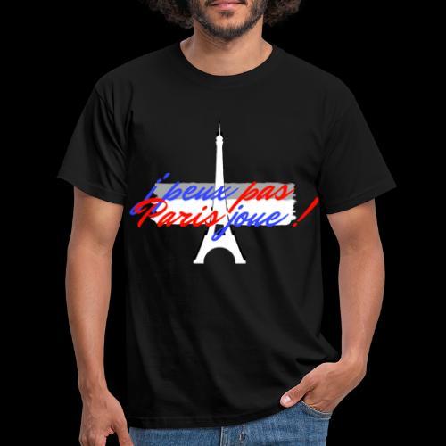j'peux pas Paris joue - T-shirt Homme