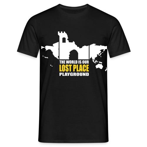Lost Place - 2colors - 2011 - Männer T-Shirt