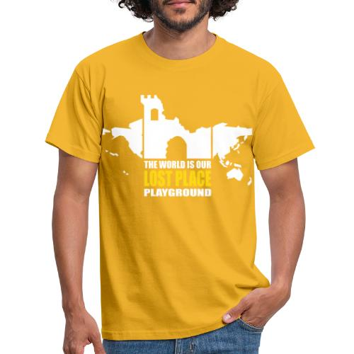 Lost Place - 2colors - 2011 - Männer T-Shirt
