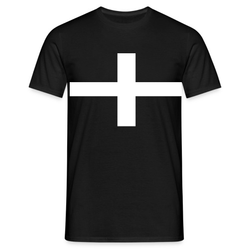 cornishflag1 - Men's T-Shirt