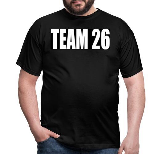 TEAM26 - Men's T-Shirt