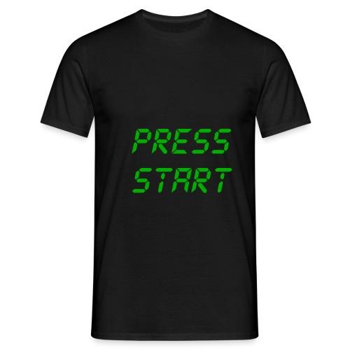 Press start - T-shirt Homme