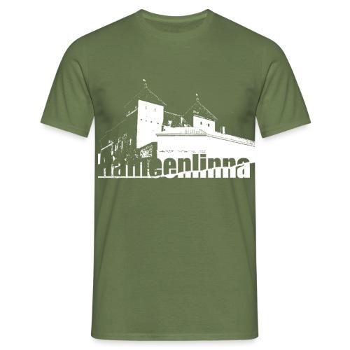 hamisbw png - Miesten t-paita