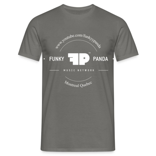 FPFRONT Middle png - Men's T-Shirt