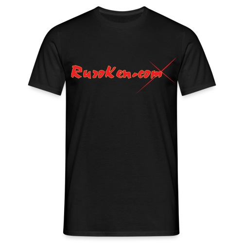 ruroken logo png - Men's T-Shirt