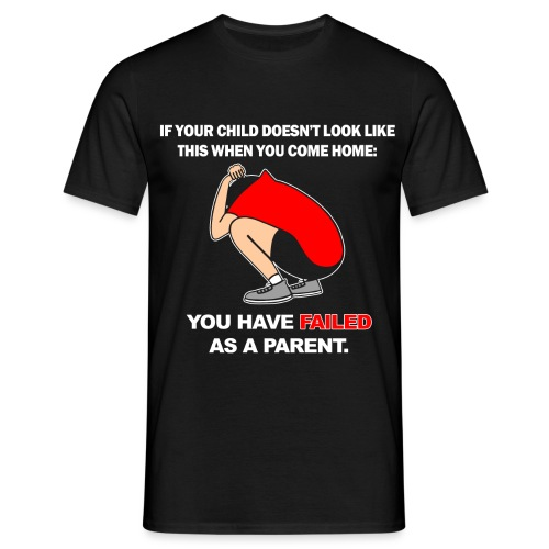 FAILED PARENT - Men's T-Shirt
