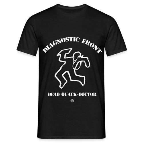 diagnostic front gif - T-shirt Homme