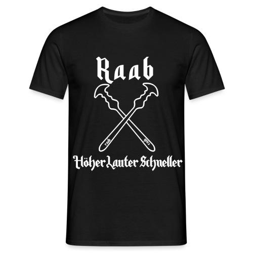 raab-final-white-4000 - Men's T-Shirt