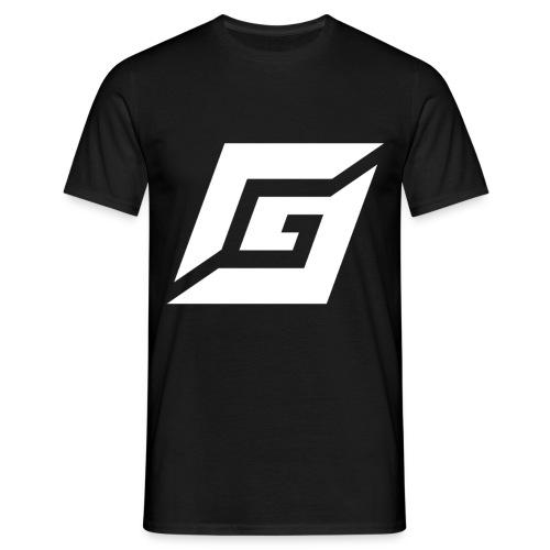 GWG-logo-png-Wit - Mannen T-shirt