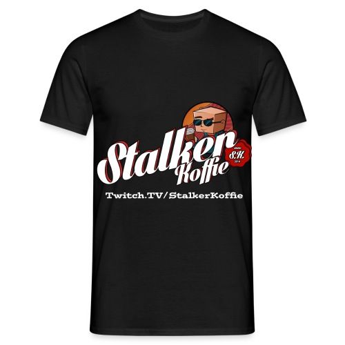 SK twitch png - Men's T-Shirt