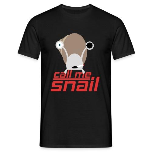 SNAIL - T-shirt Homme