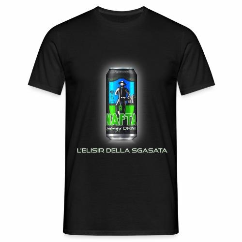 Nafta Energy Drink - Maglietta da uomo