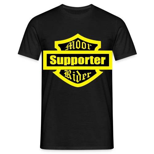 mrmc support gelb - Männer T-Shirt