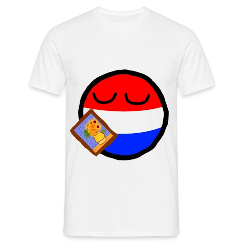 Netherlandsball - Men's T-Shirt