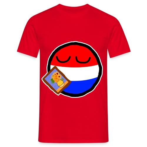 Netherlandsball - Men's T-Shirt