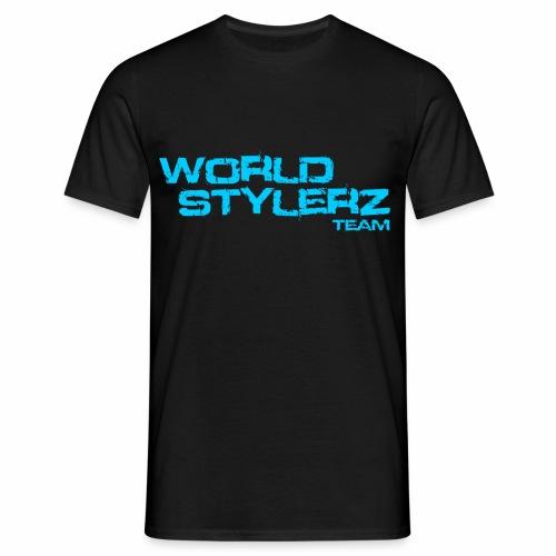 Logo Stylerz Shirt gif - T-shirt Homme