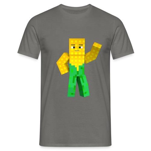 Corn Waving - Men's T-Shirt