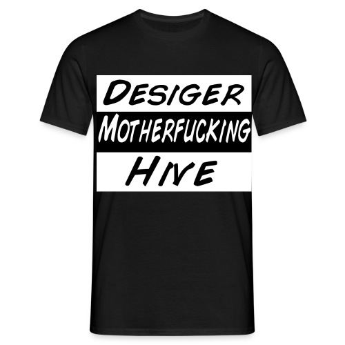 DesigerHive - Männer T-Shirt