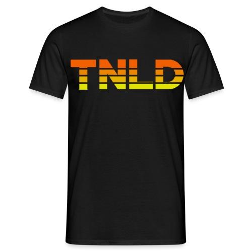 Original Logo Orange - Men's T-Shirt