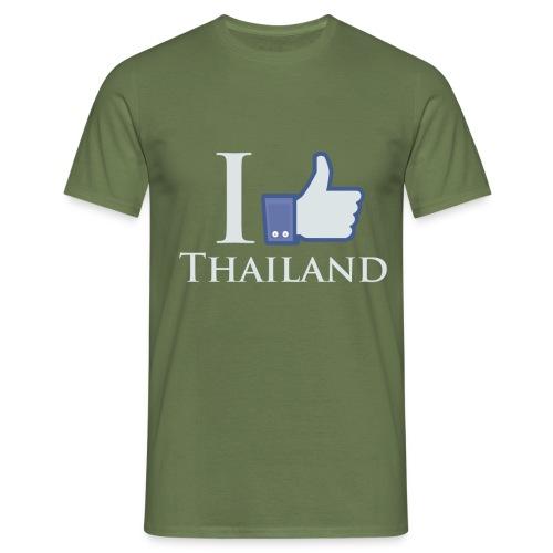 I Like Thailand - Men's T-Shirt