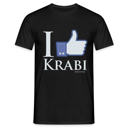 Like Krabi White - Men's T-Shirt