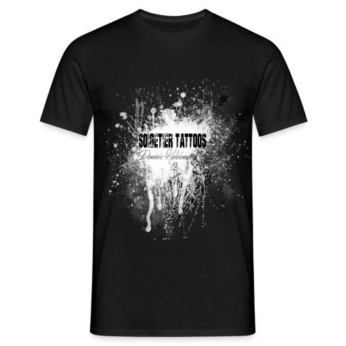 Soigetier Logo B - Männer T-Shirt