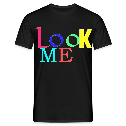 lookme gif - T-shirt Homme
