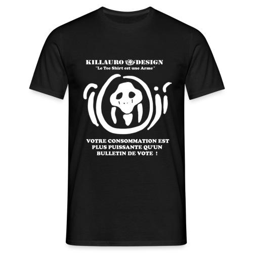 TKDS13 - T-shirt Homme