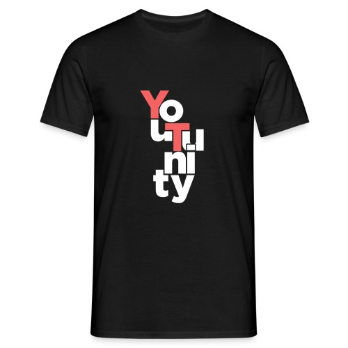 YT Logo II v2 png - Männer T-Shirt