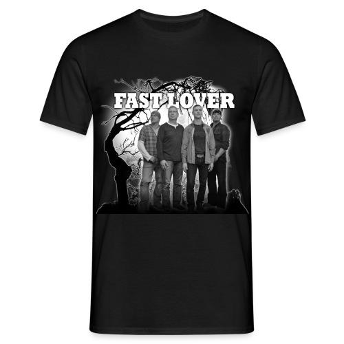2016 05 31 FL T Shirt vorne png - Männer T-Shirt
