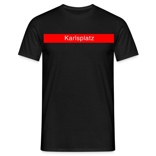 Karlsplatz - Männer T-Shirt