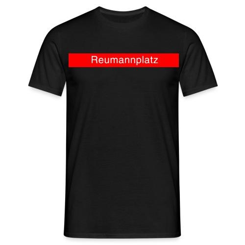 Reumannplatz - Männer T-Shirt