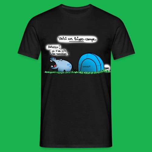 hippocampe modifié 1 png - T-shirt Homme