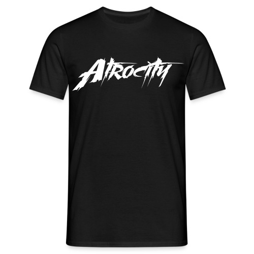 Atrocity-solo(white) - T-shirt Homme
