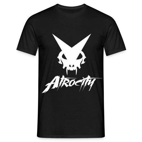 Logo-texte(white) - T-shirt Homme